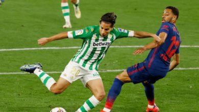صورة أتلتيكو مدريد يستعيد صدارة الليجا بالتعادل مع بيتيس