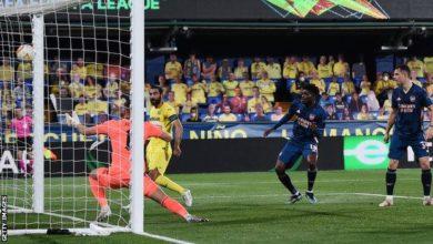 صورة فياريال يهزم أرسنال بهدفين مقابل هدف