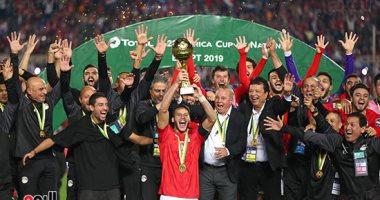 صورة رسميا.. مصر في التصنيف الثالث في قرعة أولمبياد طوكيو