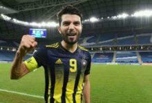 صورة نادي شباب الأهلي الإماراتي يقرر شراء جلال الدين مشاريبوف