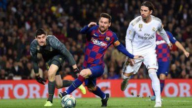 صورة تعرف على معلق مباراة ريال مدريد وبرشلونة والقنوات الناقلة