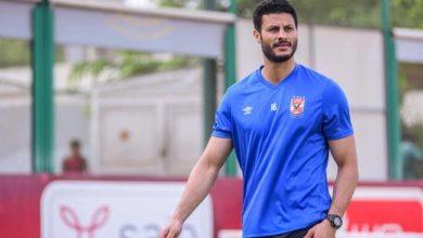 صورة عاجل.. سلبية مسحة محمد الشناوي واللاعب جاهز للعودة