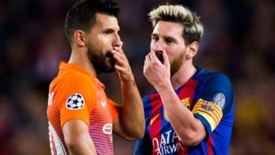 صورة برشلونة يدخل في مفاوضات رسمية مع أجويرو