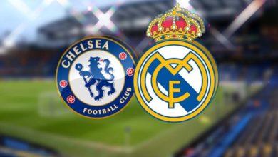 صورة مشاهدة مباراة تشيلسي وريال مدريد بث مباشر في إياب دوري الأبطال