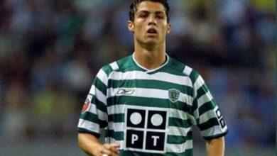 صورة رونالدو قد يعود إلى سبورتينج لشبونة