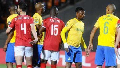 صورة تعرف على تشكيلة الأهلي المتوقعة لمواجهة صن داونز في دوري أبطال أفريقيا