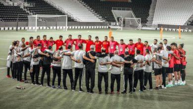 صورة تعرف على تشكيلة الأهلي المتوقعة لمواجهة نهضة بركان المغربي في بطولة كأس السوبر الأفريقي