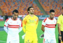 صورة كارتيرون يمدح محمد عواد بعد التألق في مباراة بيراميدز