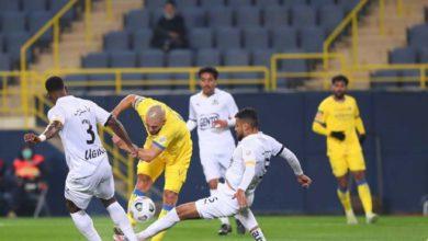 صورة تعرف على معلق مباراة النصر والعين في الدوري السعودي