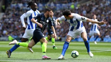 صورة تعرف على معلق مباراة مانشستر ستي و برايتون في الدوري الإنجليزي الممتاز