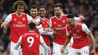 صورة تعرف على تشكيلة أرسنال المتوقعة أمام فريق برايتون في الدوري الإنجليزي الممتاز