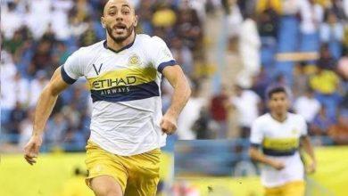 صورة نور الدين أمرابط قريب من الرحيل عن صفوف النصر بنهاية الموسم الحالي