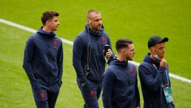 صورة التشكيلة الرسمية لمباراة إنجلترا وألمانيا بكأس الأمم الأوروبية