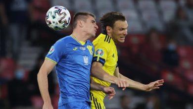 صورة أوكرانيا تستكمل مفاجآتها وتطيح بالسويد من كأس الأمم الأوروبية