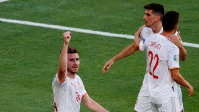 صورة إسبانيا تلحق بركب المتأهلين بعد الفوز بخماسية على سلوفاكيا