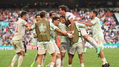 صورة إسبانيا تفوز على كرواتيا بشق الأنفس بخماسية