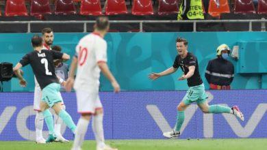 صورة النمسا تحبط مفاجأة مقدونيا وتفوز عليها بثلاثية