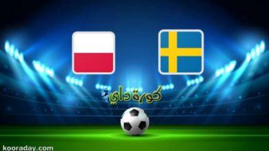 صورة نتيجة | مباراة السويد وبولندا اليوم في يورو 2020