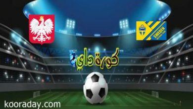 صورة موعد مباراة السويد وبولندا في يورو 2020 والقنوات الناقلة