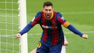 صورة ميسي يقترب من تجديد تعاقده مع برشلونة لمدة عامين
