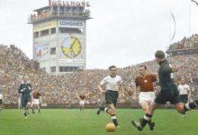 صورة ألمانيا والمجر يستعيدان ذكريات نهائي كأس العالم 1954