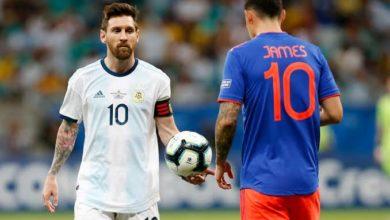 صورة تعرف على معلق مباراة الأرجنتين وكولومبيا في تصفيات كأس العالم قطر 2022