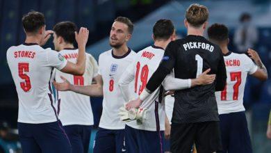 صورة إنجلترا تضرب أوكرانيا بالأربعة وتضرب موعد مع الدنمارك