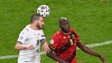 صورة إيطاليا تواجه إسبانيا بعد فوزها على بلجيكا بكأس الأمم الأوروبية