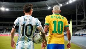 صورة تشكيلة البرازيل الرسمية لمواجهة الأرجنتين في مباراة اليوم