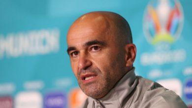 صورة روبرتو مارتينيز: لا أشعر بخيبة أمل بالرغم من الهزيمة أمام إيطاليا