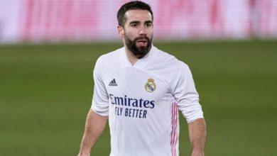 صورة كارفخال يمدد تعاقده مع ريال مدريد حتى 2025