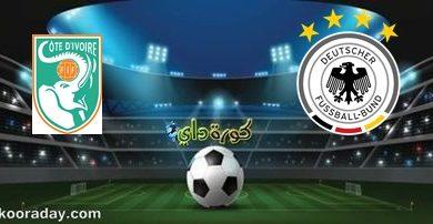 صورة موعد مباراة ألمانيا وساحل العاج في أولمبياد طوكيو 2020 والقنوات الناقلة