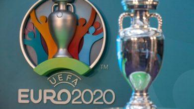صورة التشكيلة الرسمية المثالية ليورو 2020
