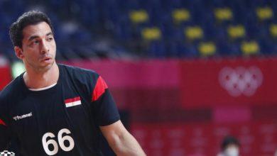 صورة بعد الفوز على اليابان .. أحمد الأحمر يصبح الهداف التاريخي لمصر في الأولمبياد